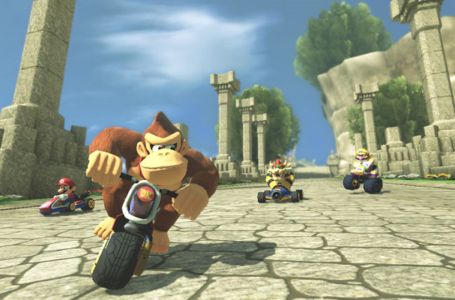 'Mario Kart 8' scheduled for May release