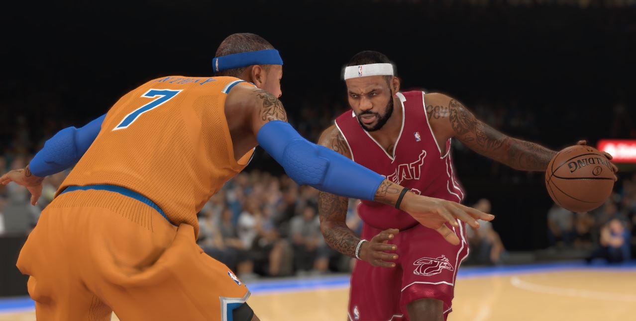 New Uniforms Roll Out For 'NBA 2K14' On PlayStation 4 and XBOX One