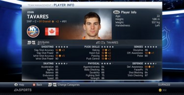 nhl 14 dynamic update