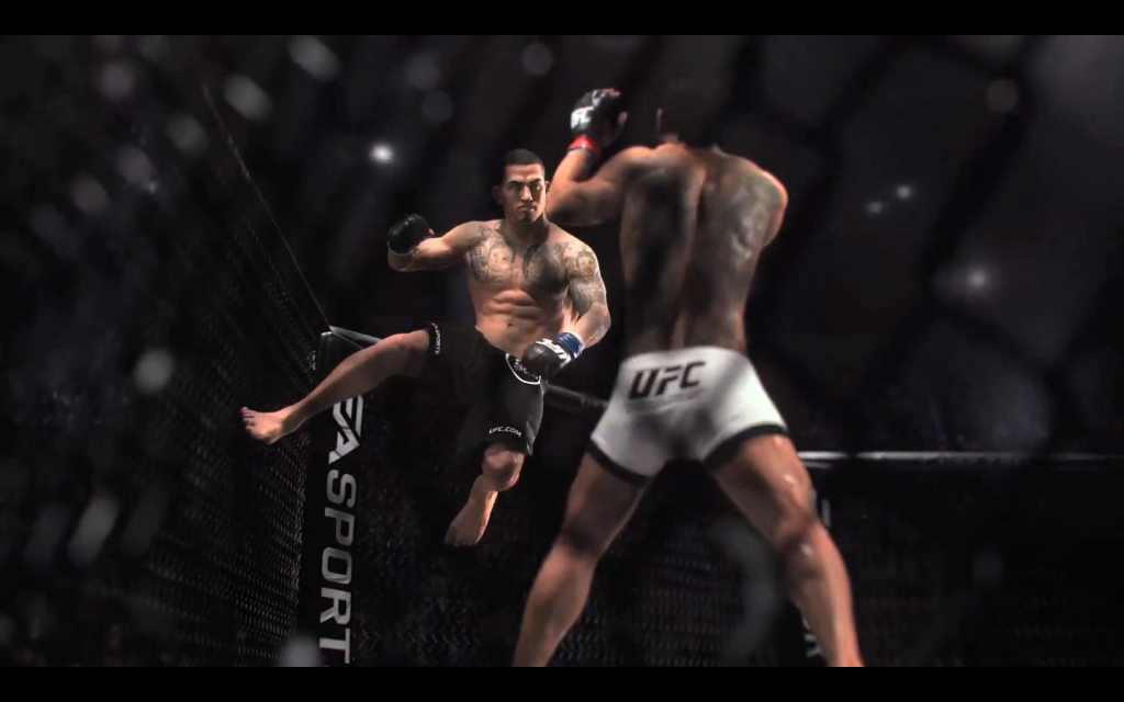New 'EA Sports UFC' Gameplay Series Trailer