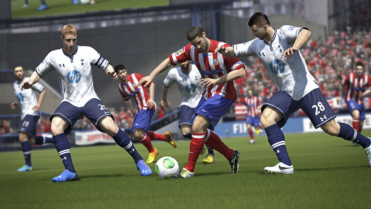 'FIFA 14' Patch #5 Now Available On PlayStation 4, Soon on XBOX One