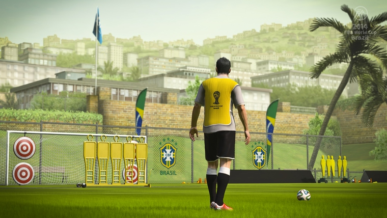 'EA Sports 2014 FIFA World Cup Brazil' Pre Order and Game Information