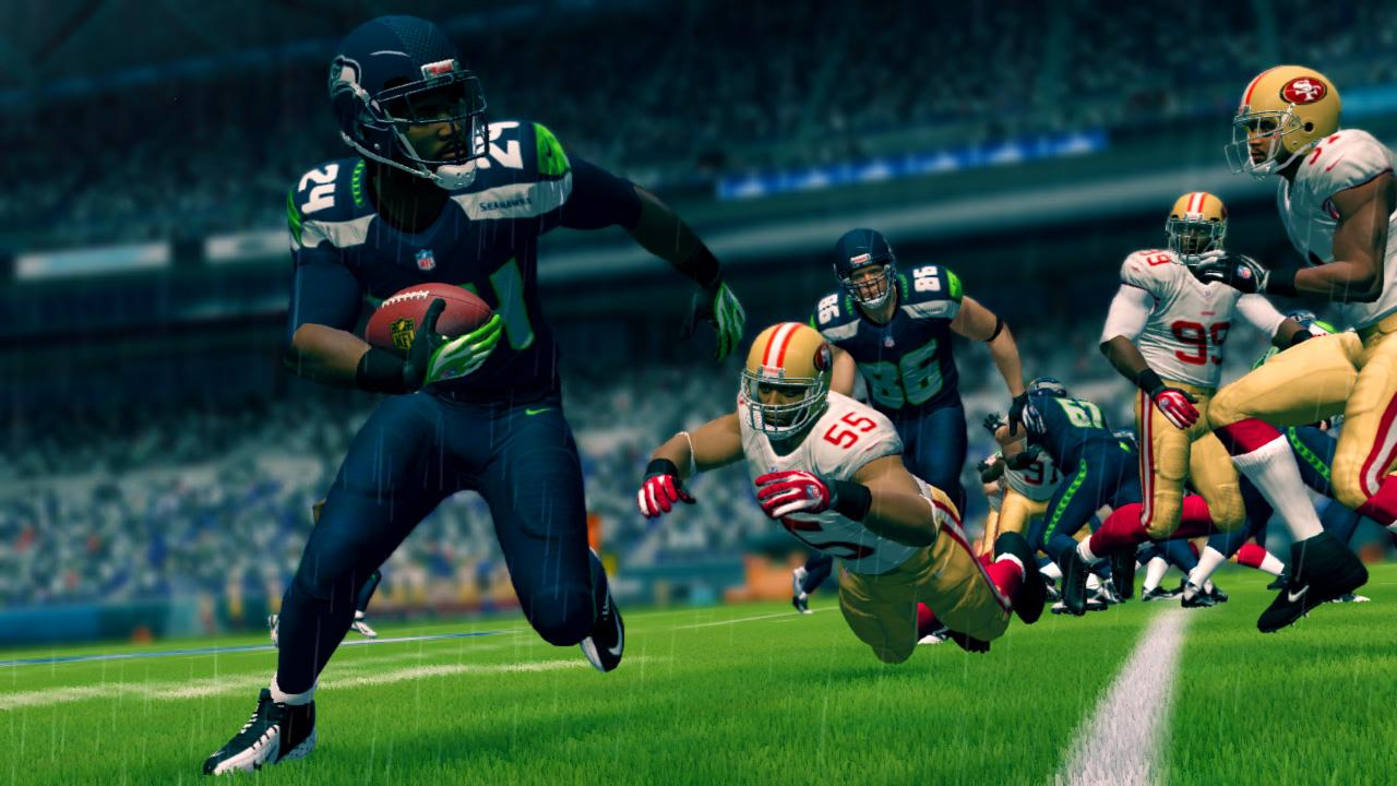 How The 2014 NFL Combine Affects 'Madden NFL 15' Player Ratings