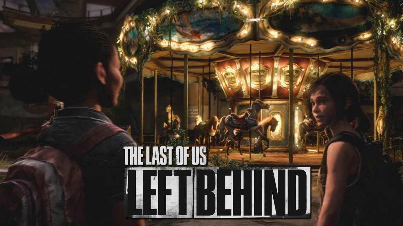 'Left Behind' The Last of Us DLC – Be all Poetic and Just Lose our Minds Together