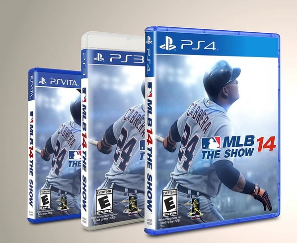 mlb 14 the show cover art