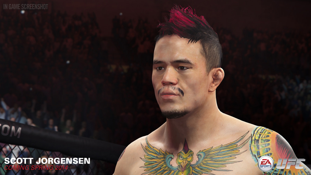 'EA Sports UFC' Adds More Fighters To Game – Screenshots Inside