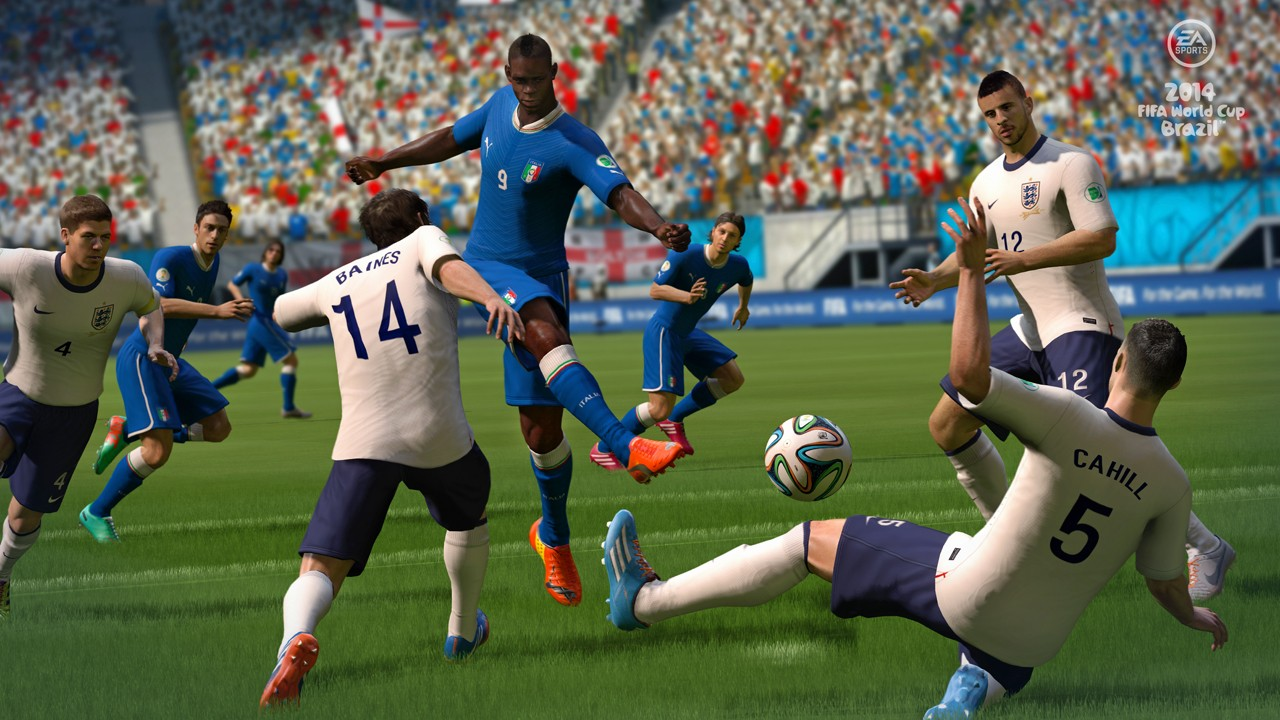 '2014 FIFA World Cup Brazil' Game Demo Coming April 1st