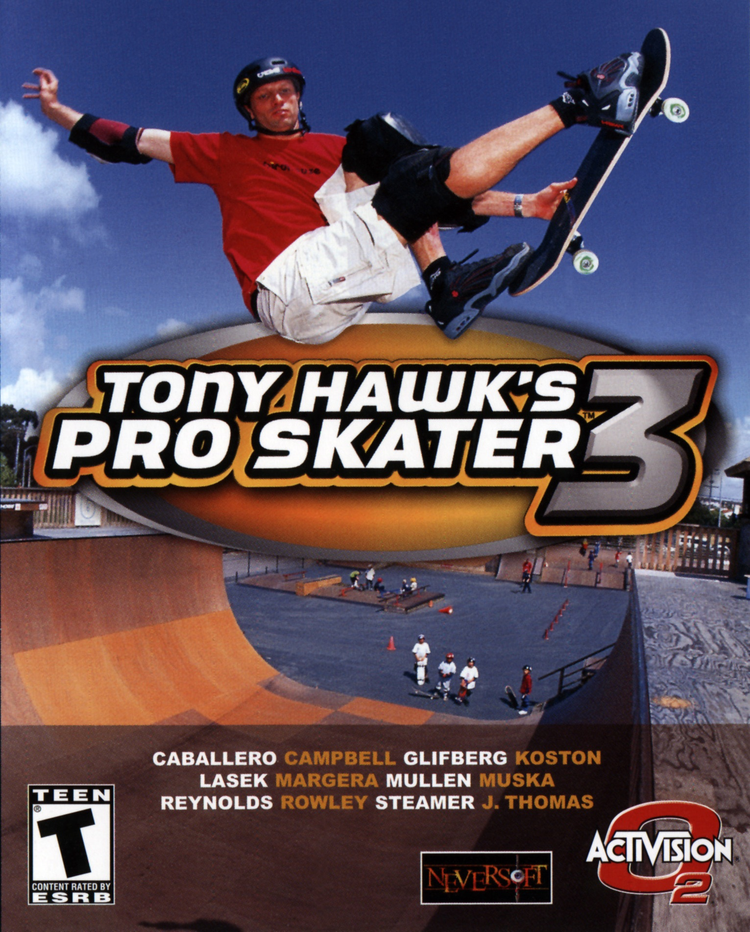 Tony Hawk Tuesdays – Third Time's the Charm