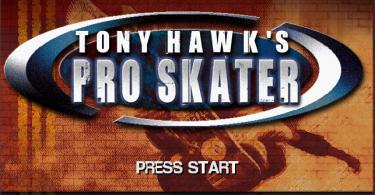 TonyHawksProSkater