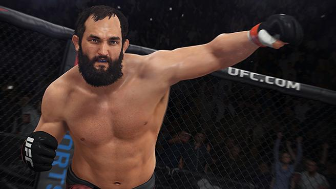 Additional 'EA Sports UFC' Gameplay Features Detailed