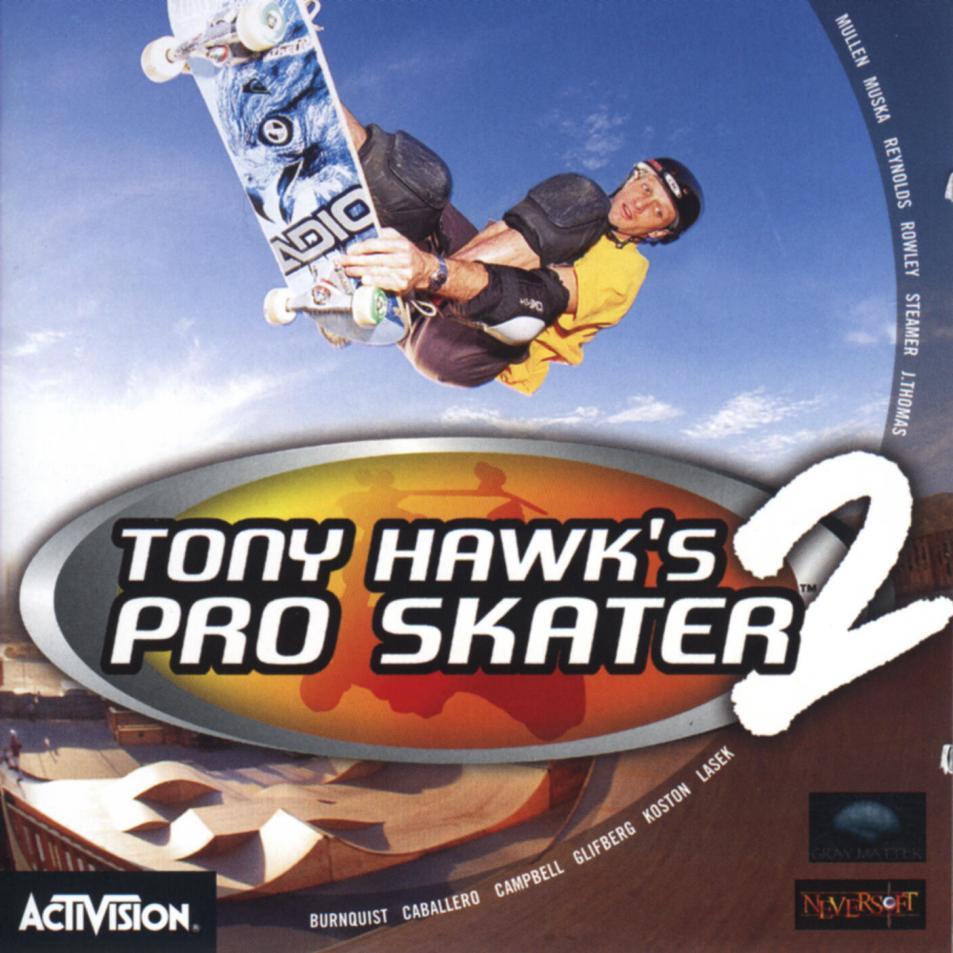 Tony Hawk Tuesdays – An Early Peak