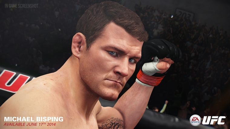 More 'EA Sports UFC' Screenshots Trickle Out