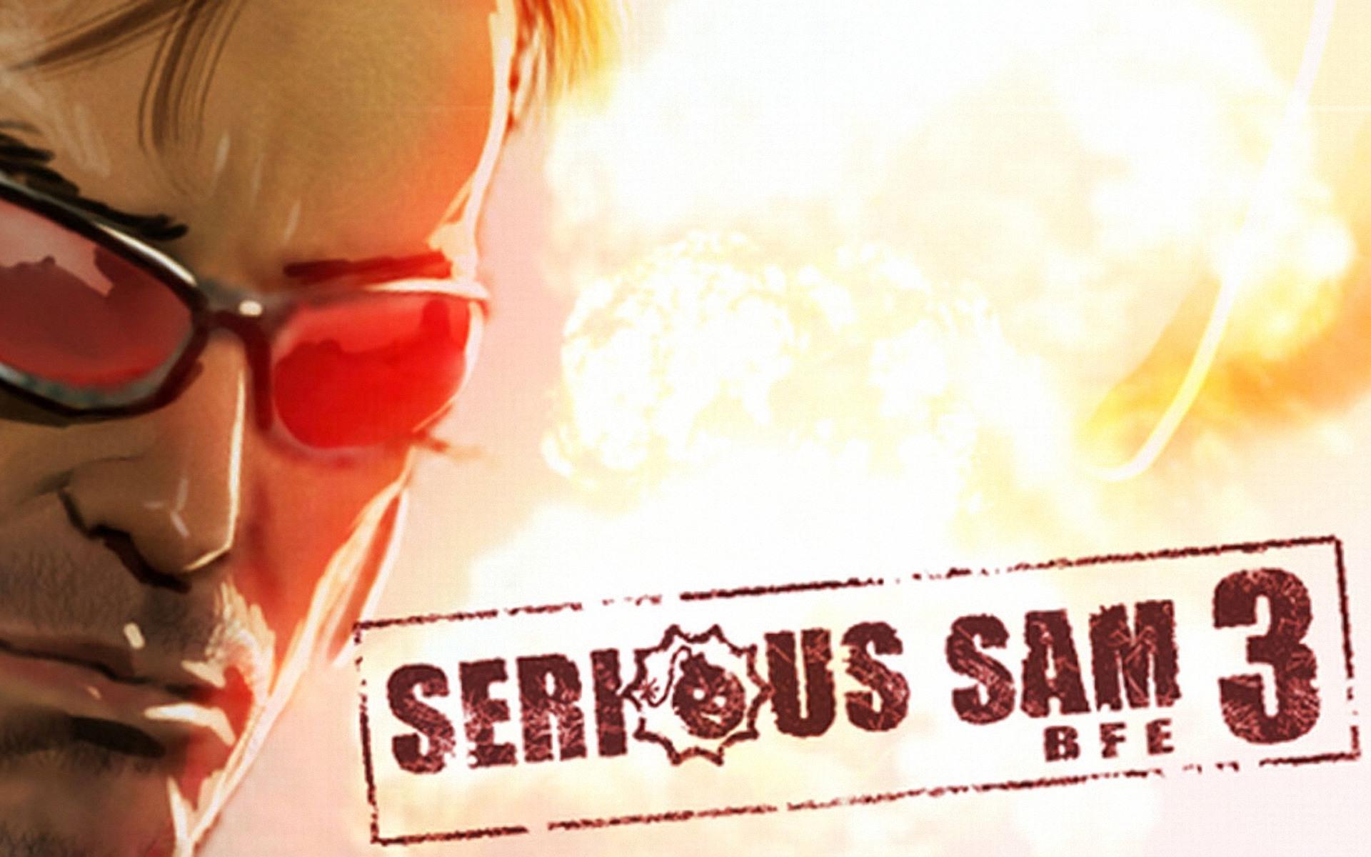'Serious Sam 3' hitting PSN this week