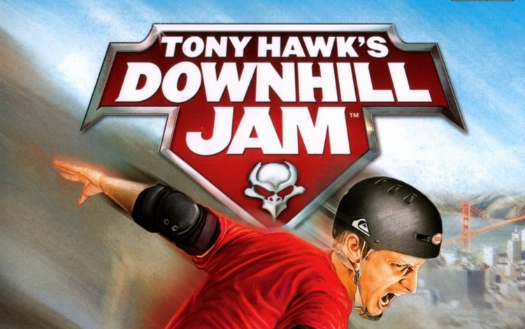 Tony Hawk Tuesdays – Going Downhill