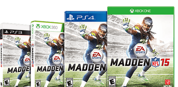 Official Madden NFL 15 Cover Art Released