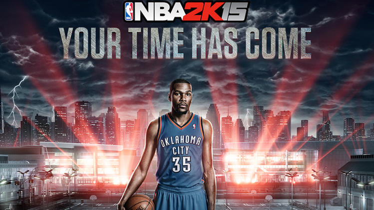 NBA 2K15 Pre Order Bonuses And New Trailer