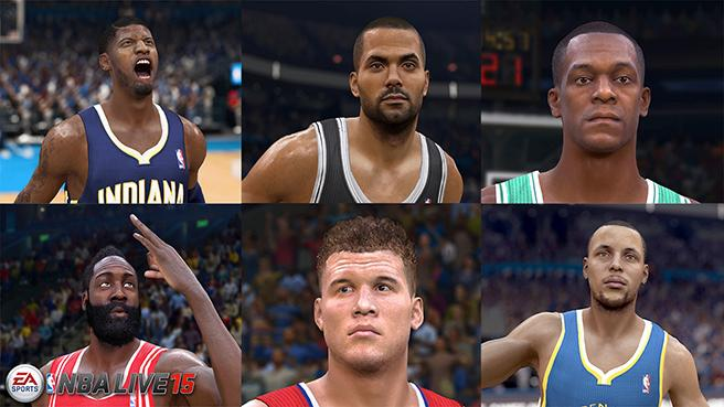 EA Sports Shows Off First NBA Live 15 Screenshot