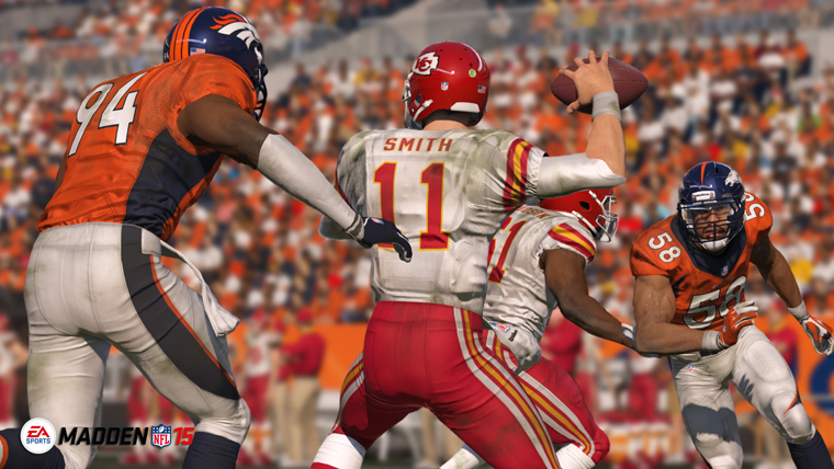 Top New Defensive Duos in Madden NFL 15
