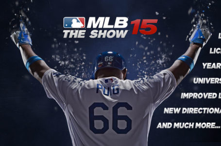 MLB 15 The Show Fact Sheet and More Information