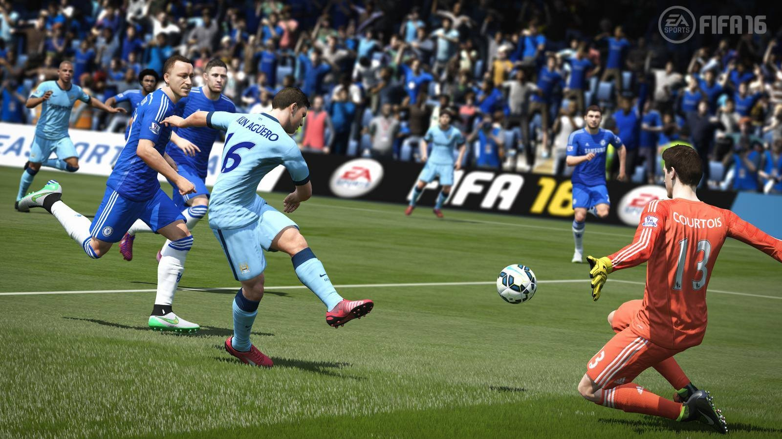 EA Sports Reveals FIFA 16 Cover Featuring Messi