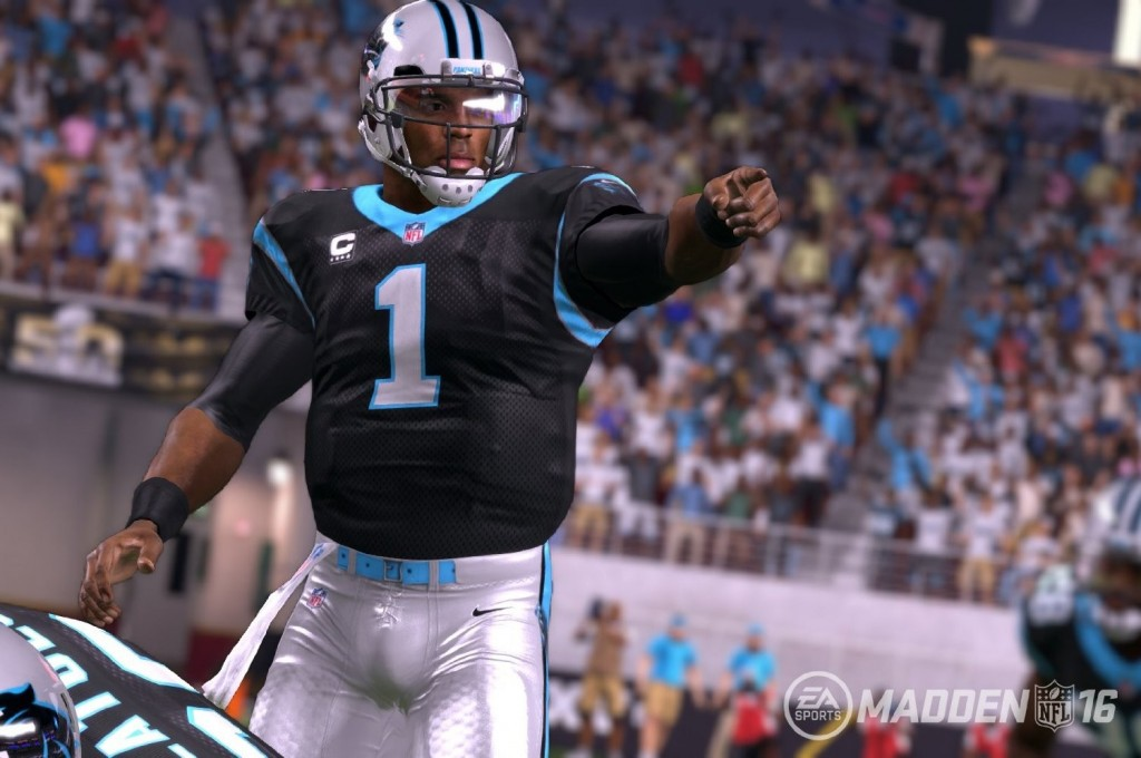 600 New Plays Added To Madden 16 Playbooks