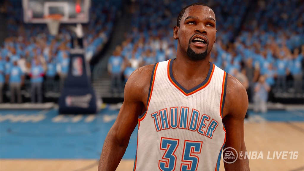NBA Live 16 Will Have Improved Graphics and Visuals